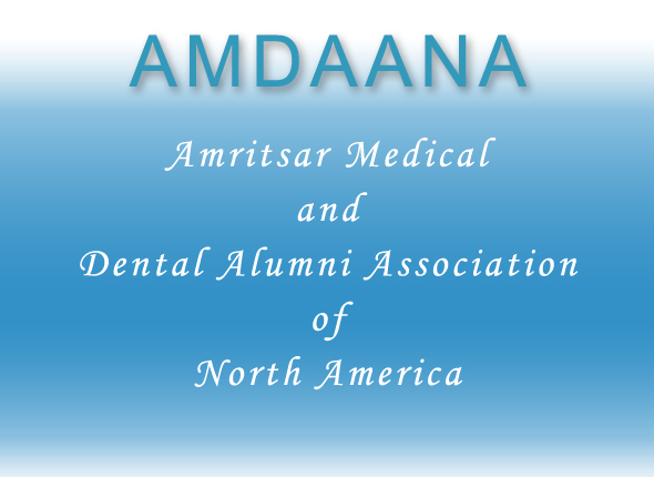 Amritsar Medical and Dental Alumni Association of North America